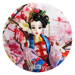 16 Scale Chinese Cultural Play Scaled Doll Beauty Diaochan BJD Toys Gifts