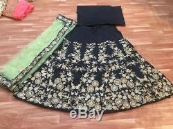 Actual Pic Lehenga Ethnic Designer Saree Party Wear Women lehenga Indian Sari