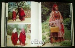 BOOK Lithuanian Folk Costume ethnic clothing history fashion peasant textile art