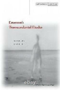Emerson's Transcendental Etudes (Cultural Memory in the Present Series)