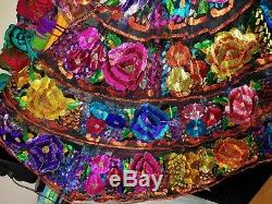 Folklorico dress from Chiapas mexico for young girls