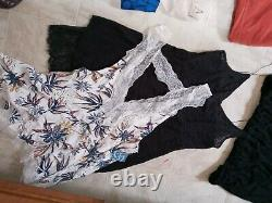 Free people 23 piece Lot Clothing reseller wholesale mixed jeans pants tops ect