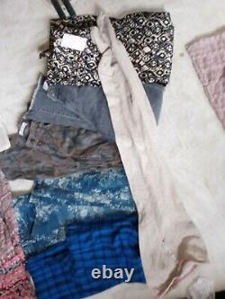 Free people 23 piece Lot mixed jeans pants tops shirts school clothes
