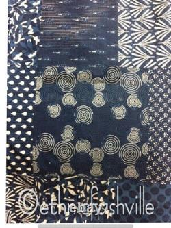 Indian Cotton Ethnic Dressmaking Sewing Fabric Throw Patch Print Women Clothing