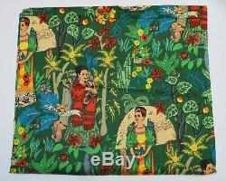 Indian Cotton Women Clothing Running Loose Fabric By The Yard Throw Dressmaking