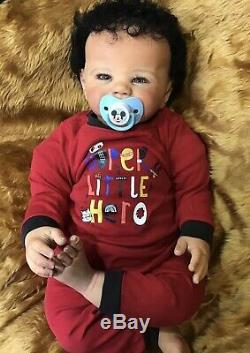 Kenzie By Sandy Faber, Reborn Toddler, lifelike Doll. Suits Boy Or Girl