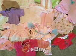 Large Bundle Of Dolls, Clothing. Bags Accessories Ethnic Boy Doll