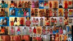 Multicultural Clothing and Ethnic Dressing up Costumes Box for children- school