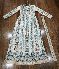 Palestinian Thobe Traditional Middle Eastern Dress Thoub