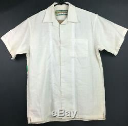 Seedless Clothing Mens Large/42 High Grade Limited Edition Hemp Button Up Shirt