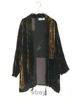 Women Old Clothes Chico S Design Woman Nation Native Ethnic Velor Gown Haori 2